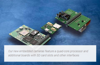 Thumbnail of Quad-core smart camera released image